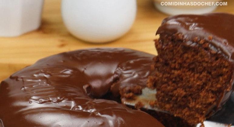Calda de Chocolate com Leite Condensado