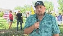 Líder de grupo antimáscara morre de covid-19 nos Estados Unidos