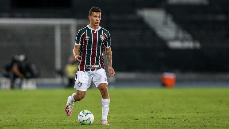 CALEGARI- Fluminense (C$ 2,86) Uma opção boa e barata de um dos times com mais chances decano levar gol. Fez mais de 10 pontos contra o Athletico-PR e pode render algumas cartoletas caso pontue bem contra o Atlético-GO.