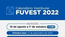Inscrições para o vestibular da Fuvest 2022 terminam nesta sexta