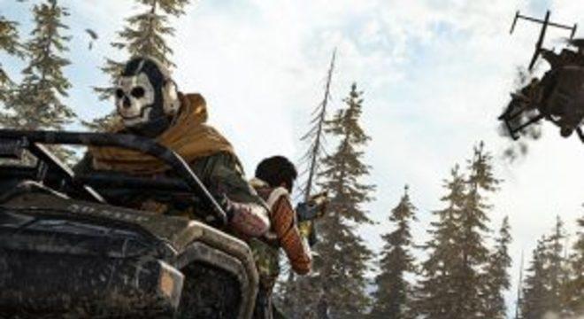 Call of Duty Warzone tem 6 milhões de jogadores no primeiro dia