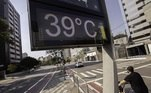 Depois de uma onda de frio histórico que abaixou as temperaturas a mínimas próximas de 0ºC no estado de São Paulo, a região pode ter na próxima semana alguns dos dias mais quentes do ano, de acordo com o Tempo Agora. O calor intenso deve se manter até o dia 20, quando a chuva volta ao estado e abaixa as temperaturas