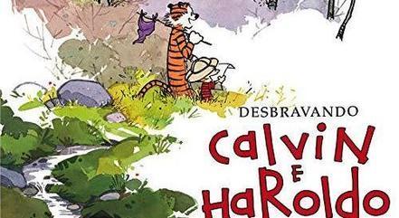 A última edição de Calvin e Haroldo
