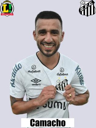 Camacho – 6,0 – Estreou sob desconfiança do torcedor, pois veio do rival Corinthians, mas ajudou a melhorar o passe e foi um bom ladrão de bola.