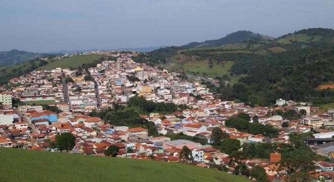Camanducaia está localizada no extremo sul de Minas