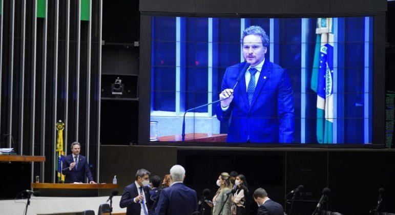 O deputado Fred Costa (Patriota-MG) apresentou parecer favorável ao projeto