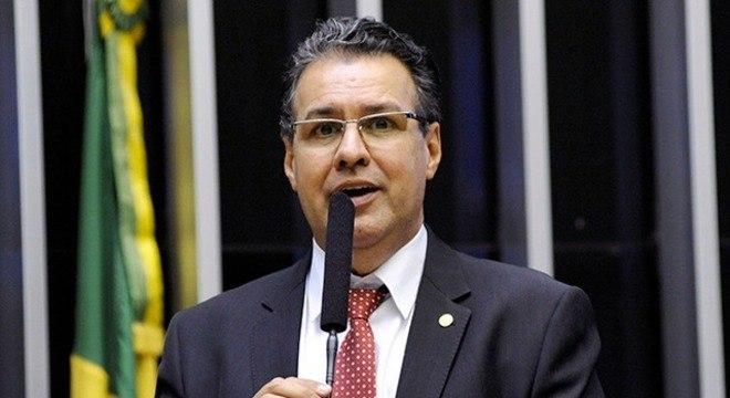 O deputado federal, Capitão Augusto