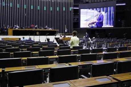 Câmara tem funcionado com votações remotas durante pandemia