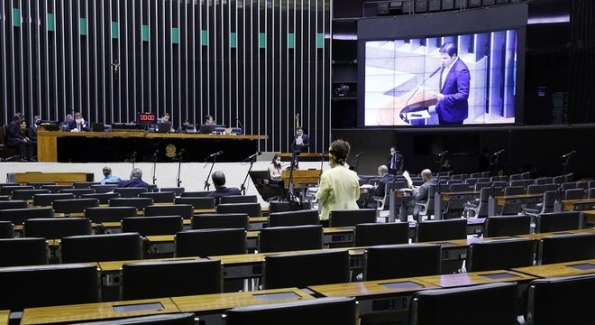 Câmara realiza votação remota por causa do coronavírus