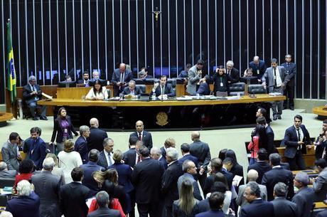 Câmara concluiu votação do PL sobre a Petrobras