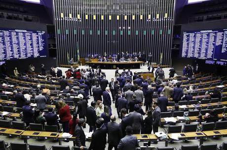 Reforma da Previdência teve 379 votos favoráveis