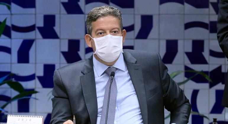 O Presidente da Câmara, Arthur Lira (PP/AL) promete instalar amanhã a Comissão Mista de Orçamento.  Luis Macedo/Câmara dos Deputados