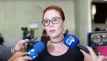 Carla Zambelli tem representação arquivada no Conselho de Ética