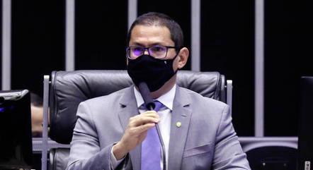 Na imagem, deputado Marcelo Ramos (PL-AM)