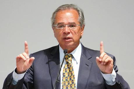 Guedes participou de audiência pública no Congresso