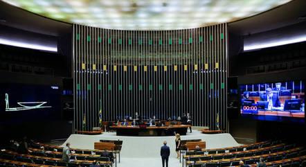 Na imagem, Câmara dos Deputados