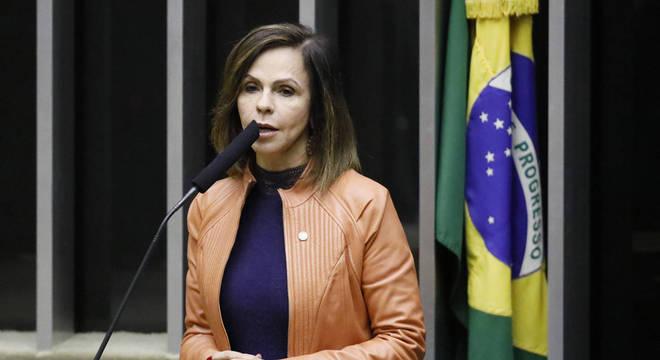 Na imagem, dep. professora Dorinha (DEM - TO), relatora da PEC do Fundeb