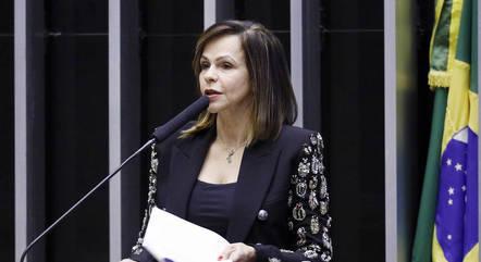 Na imagem, dep. Professora Dorinha (DEM-TO)
