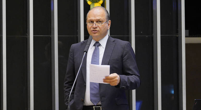 Deputado federal Ricardo Barros (PP-PR) é líder do governo na Câmara