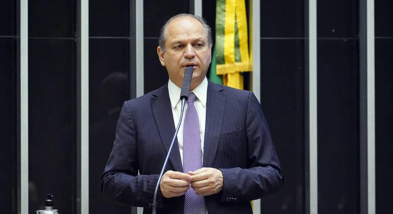 "Ricardo Barros: ""o cargo é do presidente"""