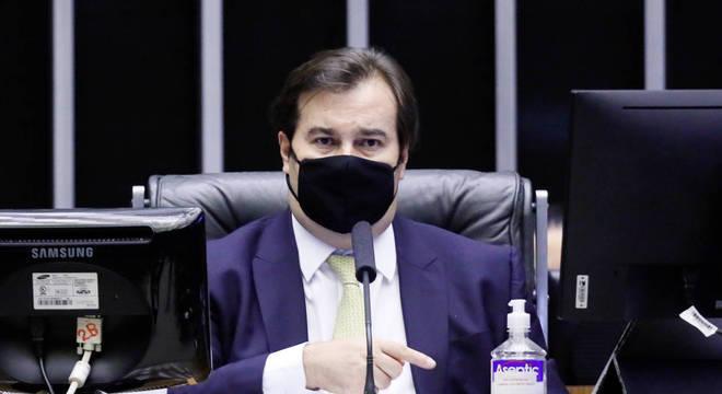 Documento foi encaminhado para Rodrigo Maia (DEM-RJ)