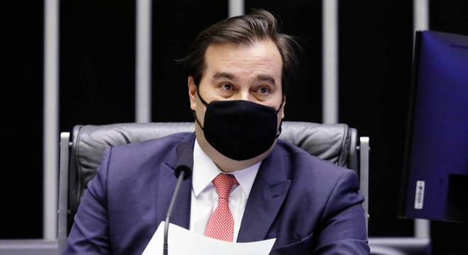 Governadores pediram ajuda para Rodrigo Maia, presidente da Câmara
