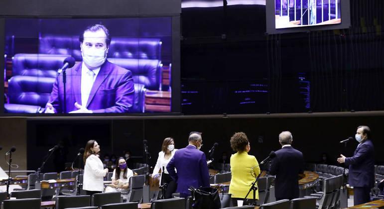 Eleição presencial aumenta chances de Arthur Lira, dizem aliados do candidato