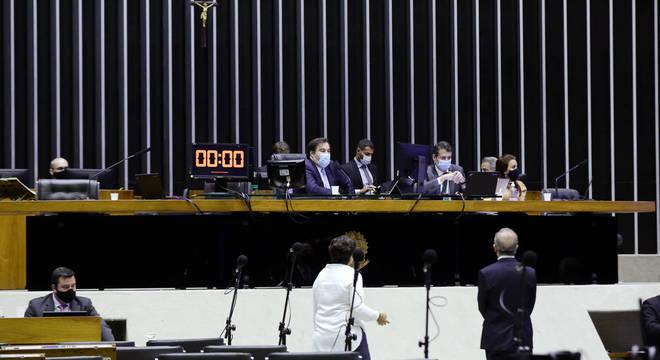Câmara encerra sessão sem votar a PEC dos municípios nesta quarta-feira (23)