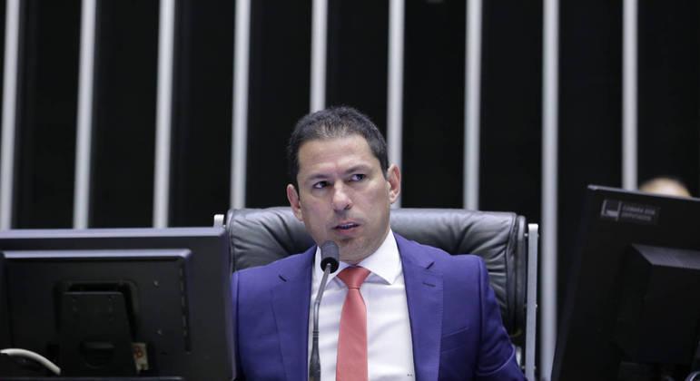 Deputado Marcelo Ramos (PL-AM), que propõe tirar parte dos precatórios do teto de gastos