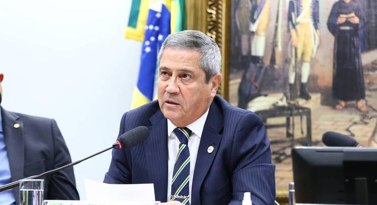 Ministro de Estado da Defesa, Walter Braga Netto
