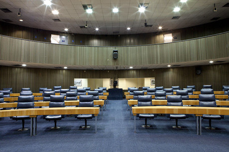 Na imagem, Câmara Municipal de São Paulo