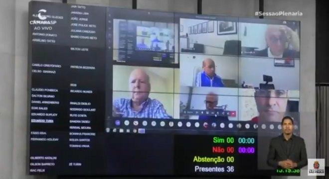 Vereadores de SP debatem projeto que antecipa feriados municipais da capital