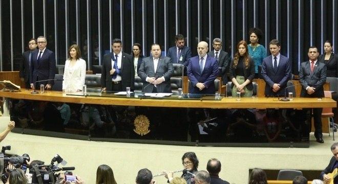 Evento aconteceu no plenário Ulysses Guimarães