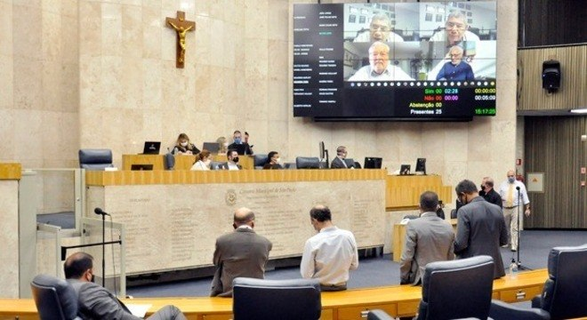 Vereadores de SP aprovam pacote de apoio a empresários; haverá 2ª votação