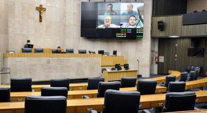 Vereadores propõem leis municipais e fiscalizam a atuação do prefeito