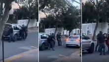 Vídeo mostra sequestro de casal por falsos policiais para obter Pix