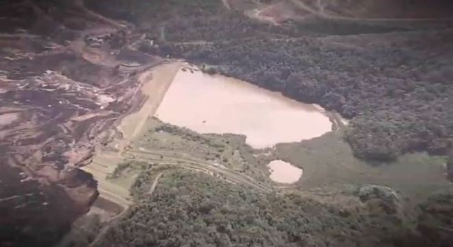 Câmera Record mostra reportagem exclusiva sobre a tragédia de Brumadinho