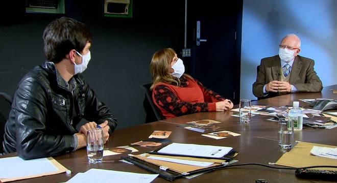 O time de especialistas analisou o comportamento de três assassinos em série