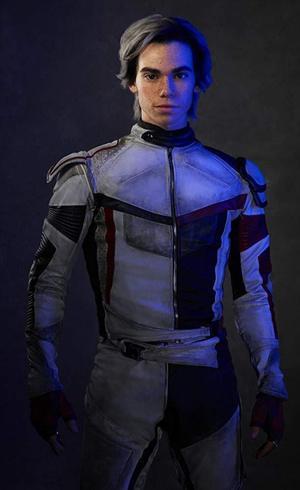 Cameron no personagem de Carlos de Vil, no filme Os Descendentes