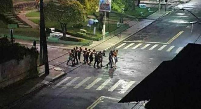 Criminosos fizeram vários reféns durante assalto em Cametá
