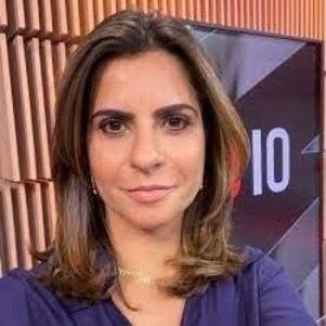 """Camila Bonfim estará no """"Conexão GloboNews"""""""