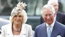 Príncipe Charles e Camilla recebem vacina contra a covid-19
