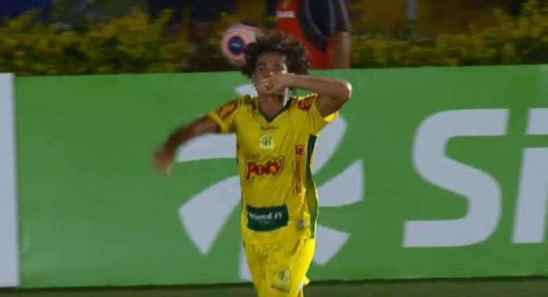 Camilo, do Mirassol, atuou em oito oportunidades, tendo feito cinco gols – uma média de 0,6 gol por partida. Além disso, ele finaliza uma média de 1,9 vezes.
