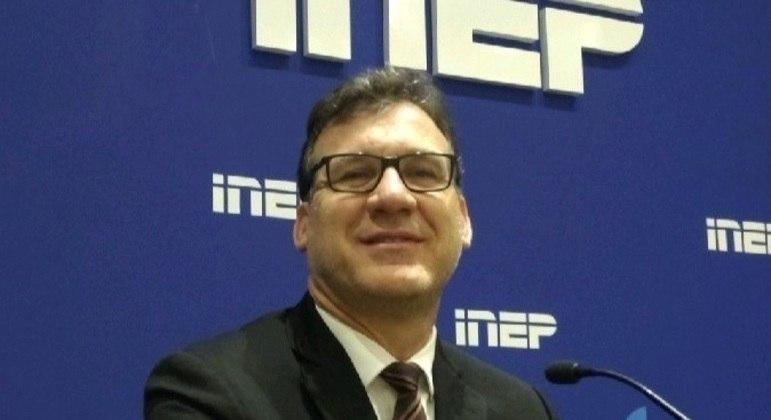 Camilo Mussi, diretor de tecnologia do Inep, foi exonerado nesta sexta-feira (9)