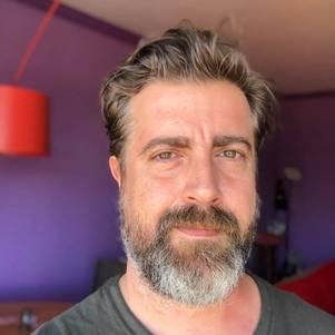 "Camilo Pellegrini, autor titular de ""Gênesis"""