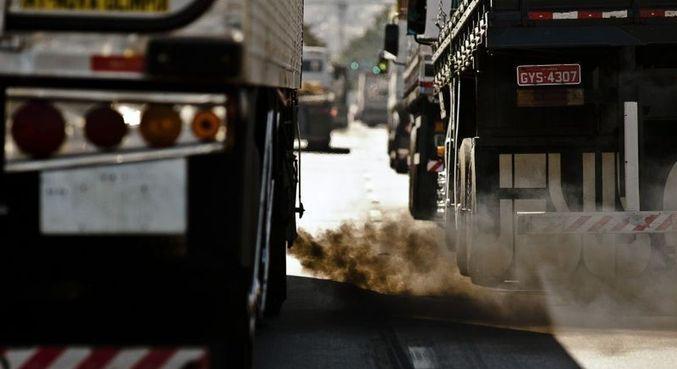 Concentração de poluentes do ar supera recomendações da OMS