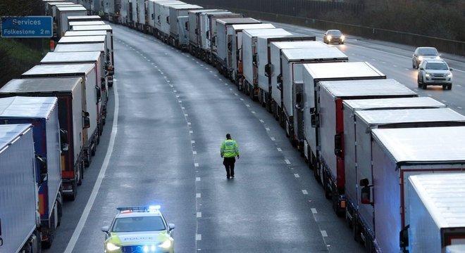 Medo de desabastecimento paira sobre Reino Unido