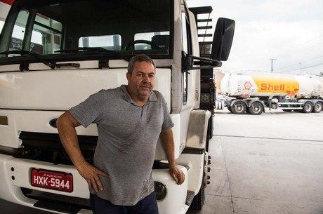 Marcelo Gomes não encontrou diesel nos postos
