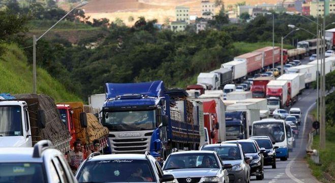 Levantamento foi realizado por associação de empresas de transporte
