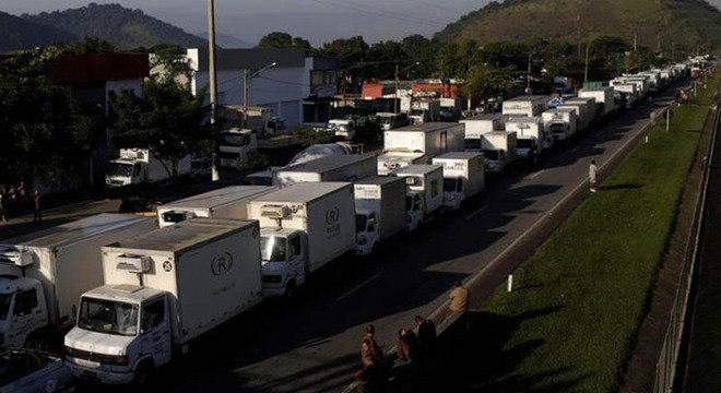 Líder dos caminhoneiros, Marconi França garante mobilização por nova greve